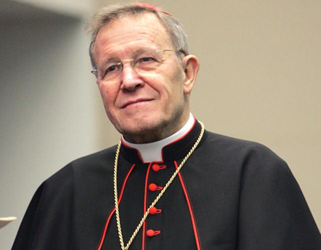 Кардинал Каспер