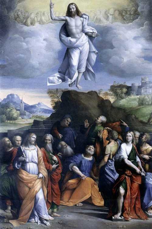 Ascension de Notre-Seigneur Jésus-Christ. 010508_ascension1