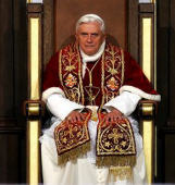 le pape Benoît XVI au Clergé