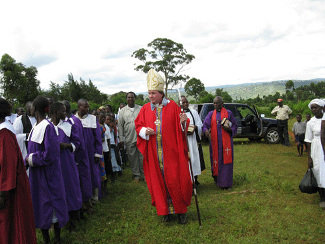 архиепископ Джон Хепворт