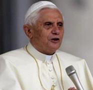 Le Saint Père Benoît XVI