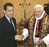 discours nicolas sarkozy palais latran visite officielle vatican
