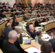 Assemblée de nos évêques à Lourdes