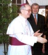 Mgr Antonio Franco