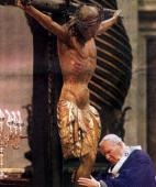 Le Hadj Pape_croix