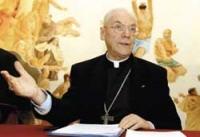 Le cardinal Paul Poupard